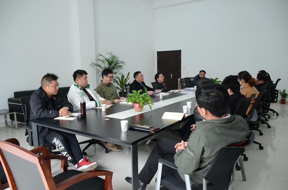 科创城党委召开企业党员代表座谈会